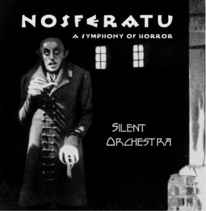 Nosferatu CD by Silent Orchestra
