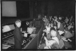 Silent Orchestra at the Virginia Film Festival